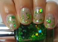 Enchanted Forest- 2 coats