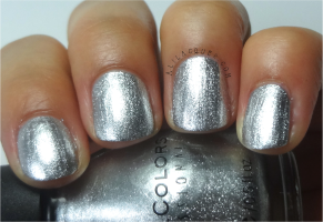 Heavy Metal- 2 coats (Limited Edition)