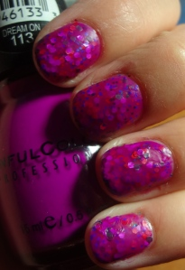 NOTD- nail of the day