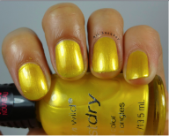 The Wonder Yellows- 3 Coats