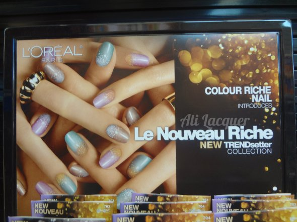display loreal