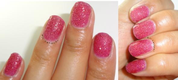 Sugar Coat Polish in Pink Sprinkle 2