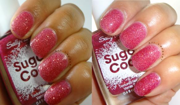 Sugar Coat Polish in Pink Sprinkle