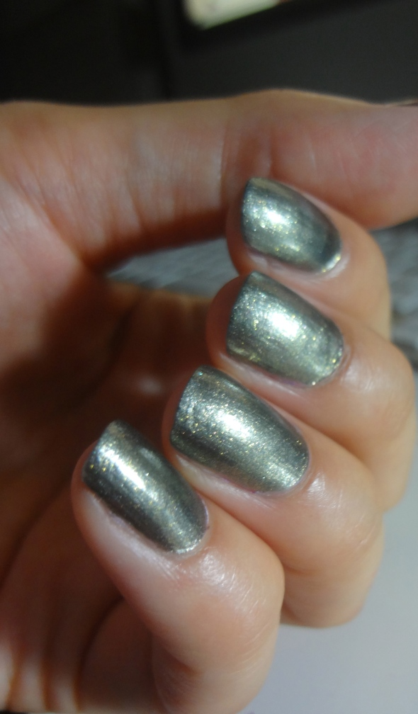 Color Club Mystery Swatch (wordless post)