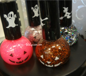 4pumpkin polishes 2013