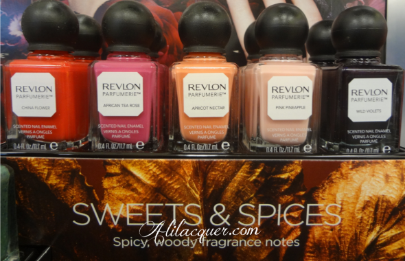 RevlonParfumerie Sweets:spices