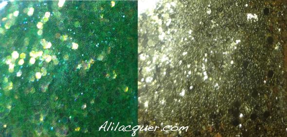 glitter malificent