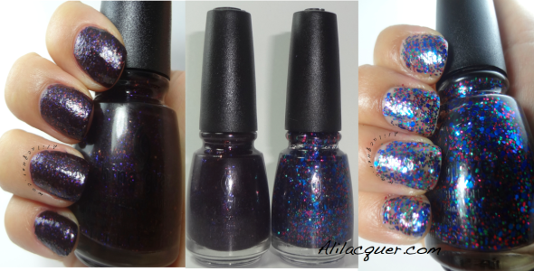 china glaze Howl & Fang