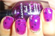 Klean Color born to the purple