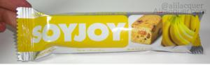 Soyjoy bar